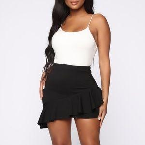 Fashion Nova Skirt